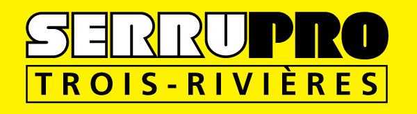 Logo Serrupro Trois-Rivières